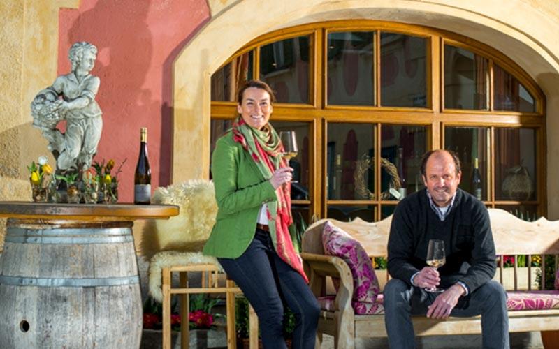 Weingut Holzapfel Prandtauerhof Barbara und Karl Holzapfel