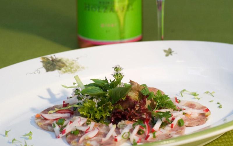 Prandtauerhof Gutshof Restaurant Speisen