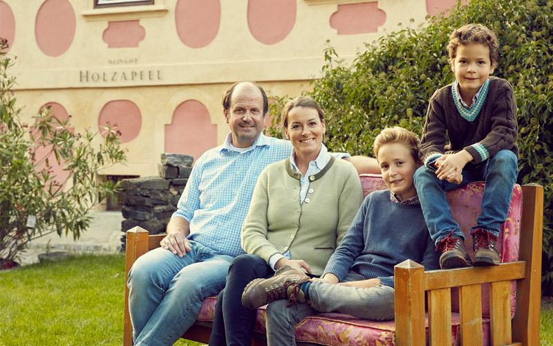 Familie Holzapfel