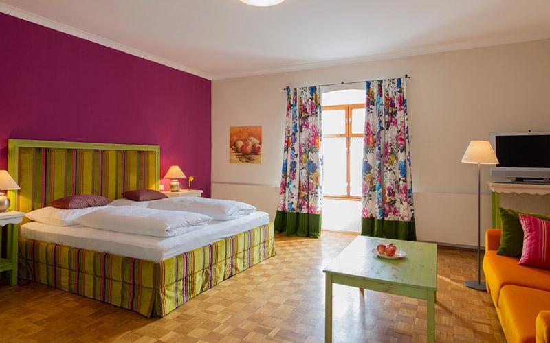 Lodging Boutique Hotel Prandtauer Hof Weingut Holzapfel Zimmer