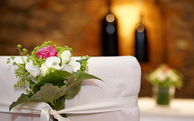 Weingut Holzapfel Gutshofrestaurant Boutique Hotel Prandtauerhof Hochzeit feiern